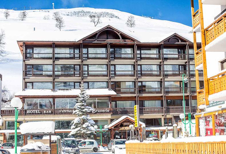 Langley Hotel La Brunerie Les Deux Alpes France Langley Hotels